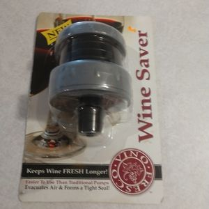 Wine saver NIB